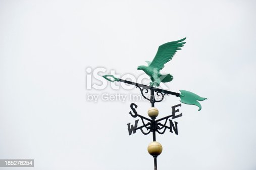 istock Eagle Weathervane 185278254