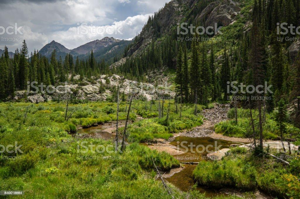 Eagle's Nest Wilderness stock photo