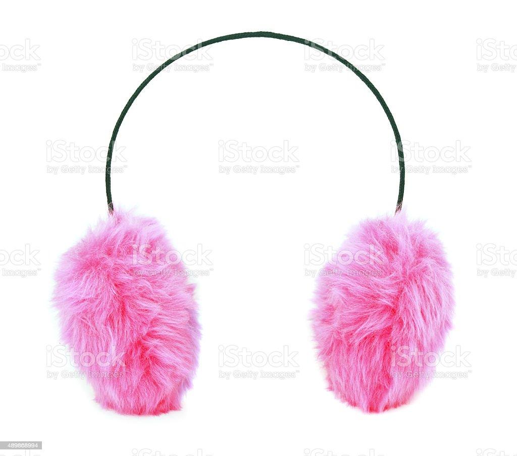 Ear muffs stock photo