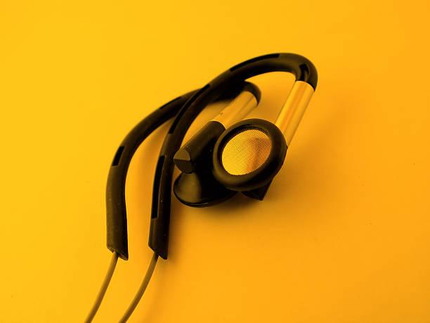 Ear Phones stock photo