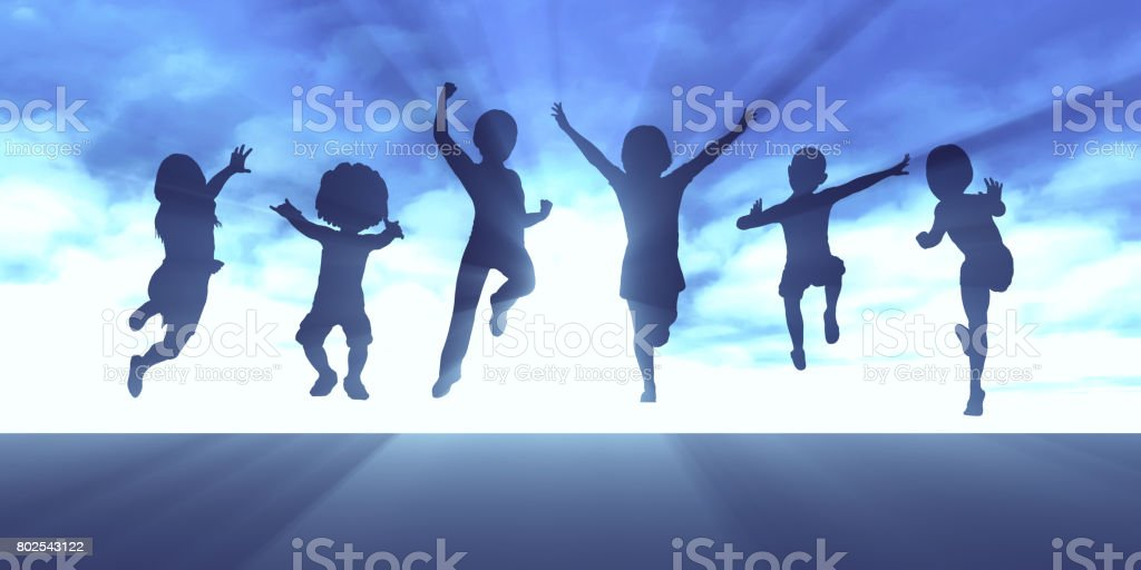 Early Childhood Education stock photo