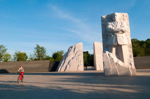 martin luther king jr memorial - martin luther king jr 個照片及圖片檔