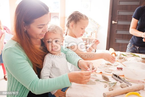 544351868 istock photo Early learning and daycare concept 595337872