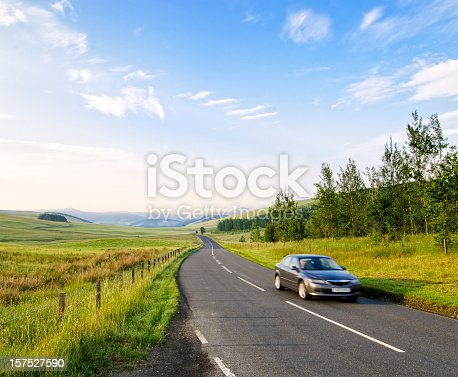 istock Early Morning Drive 157527590