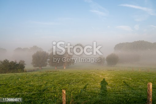 istock Early Morning Landscape 1126864571