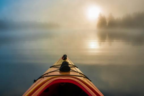 Early Morning Paddle