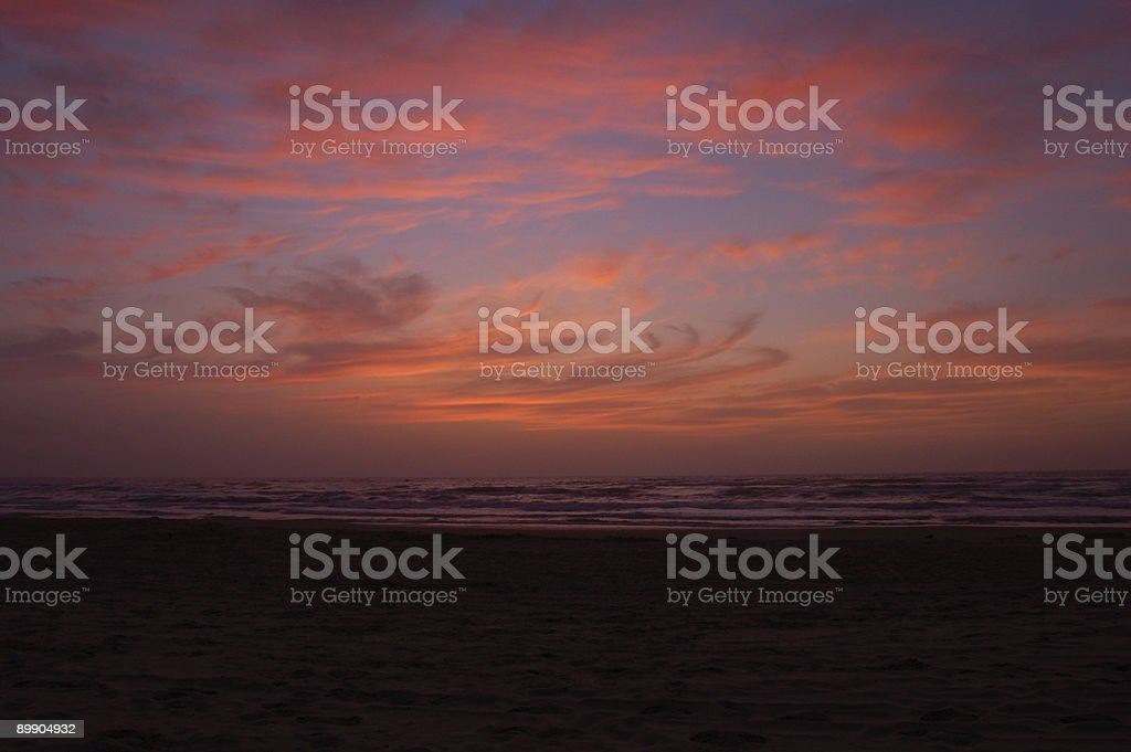 Early Sunrise royalty free stockfoto