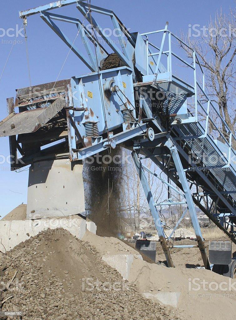 Earth Conveyor royalty-free stock photo