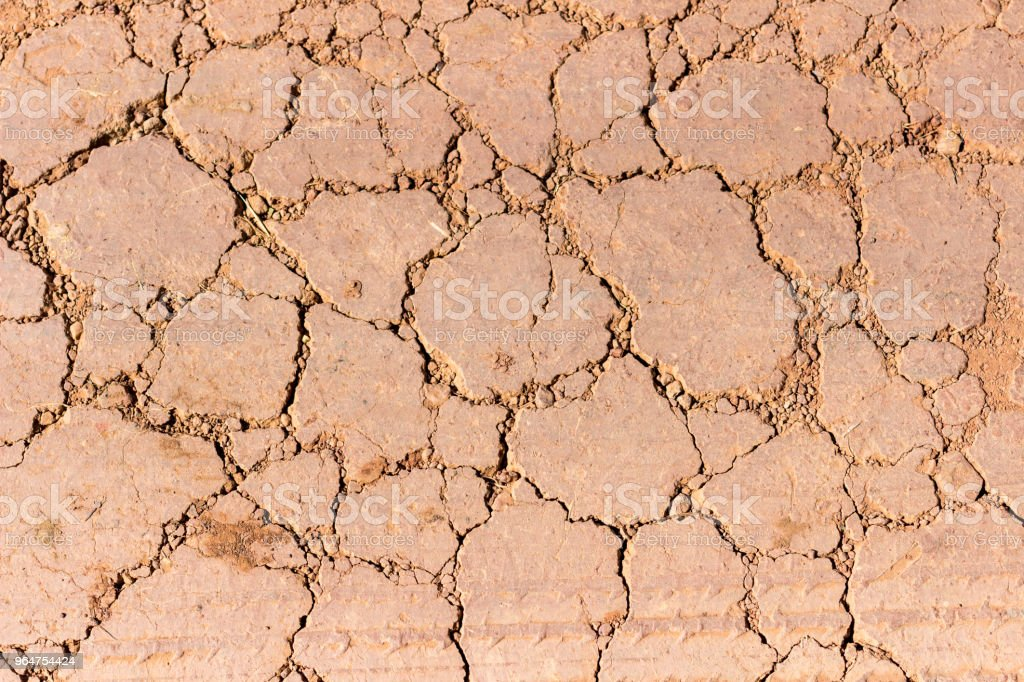 Earth cracked Background royalty-free stock photo