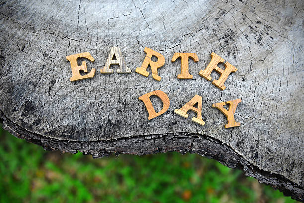 Royalty Free Background Of A Earth Day Symbol Pictures Images And