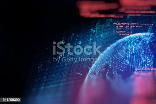 istock earth futuristic technology abstract background illustration 541299090