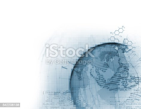 istock earth futuristic technology abstract background illustration 542208138