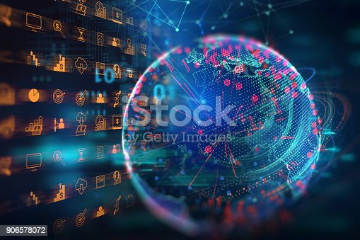 istock earth futuristic technology abstract background illustration 906578072