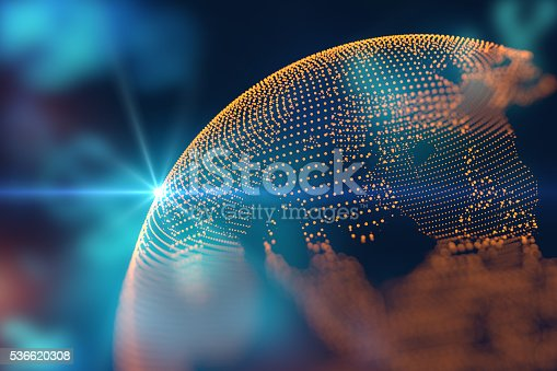 istock earth futuristic technology abstract background 536620308