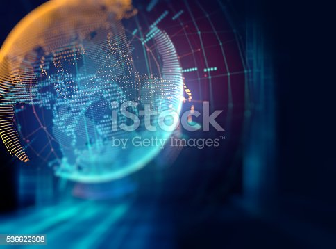 istock earth futuristic technology abstract background 536622308