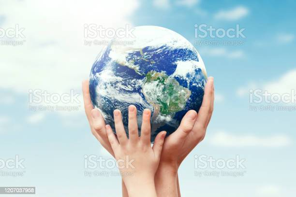 Earth globe in family hands world environment day picture id1207037958?b=1&k=6&m=1207037958&s=612x612&h=ssjmzrtxoyxfanozaum5lomh13pnrrnld5v1rol5onq=