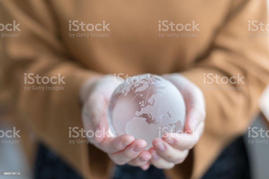地球イメージ ストックフォト