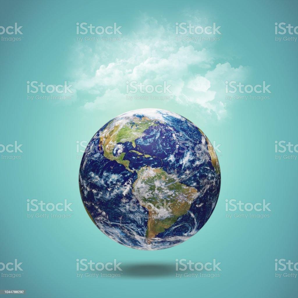 Erde. – Foto