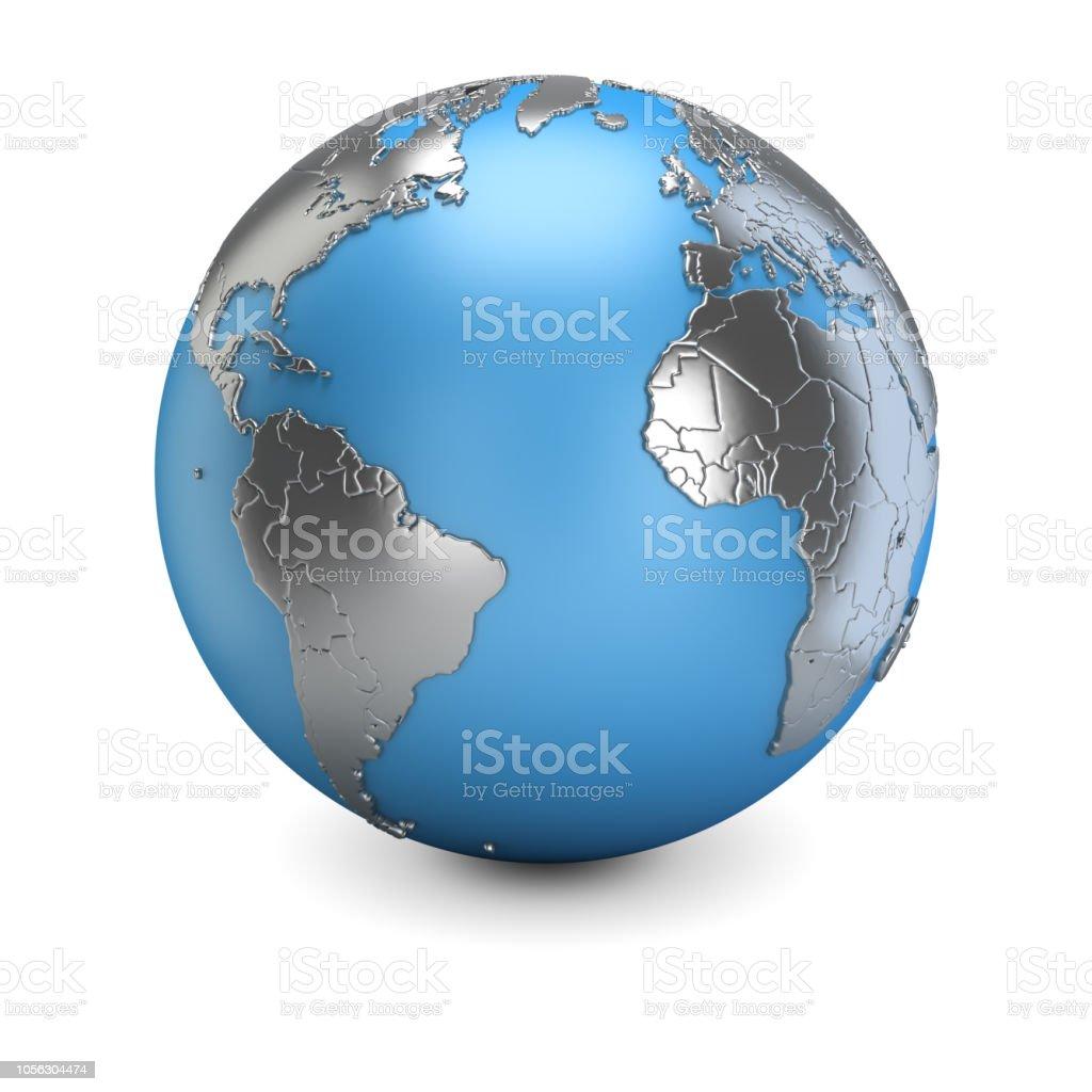 Earth стоковое фото