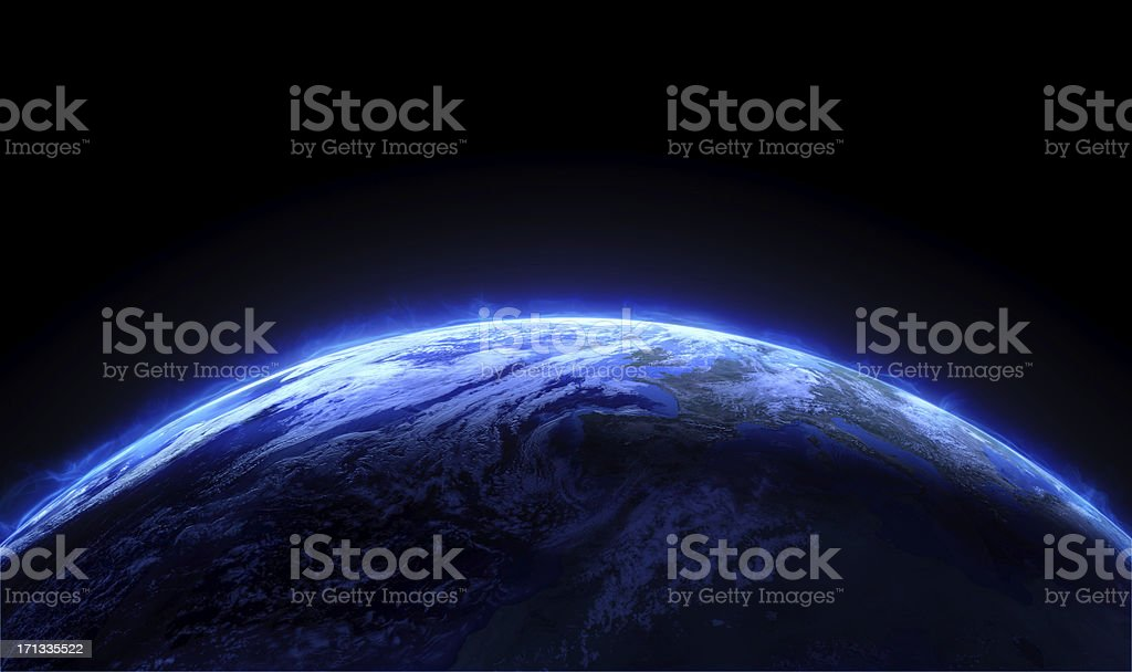 earth royalty-free stock photo