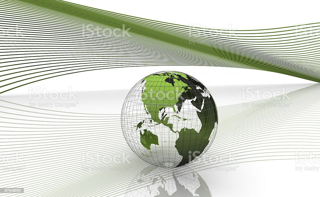 earth planet abstract royalty-free stock photo