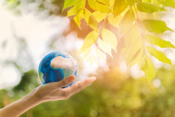 aarde planet - new world stockfoto's en -beelden