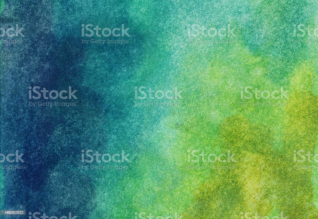 Earth tone gradient watercolor background royalty-free stock photo