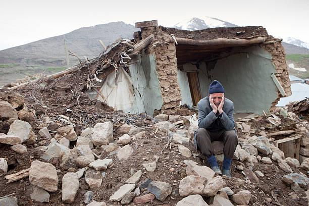 terremoto - 2010 foto e immagini stock