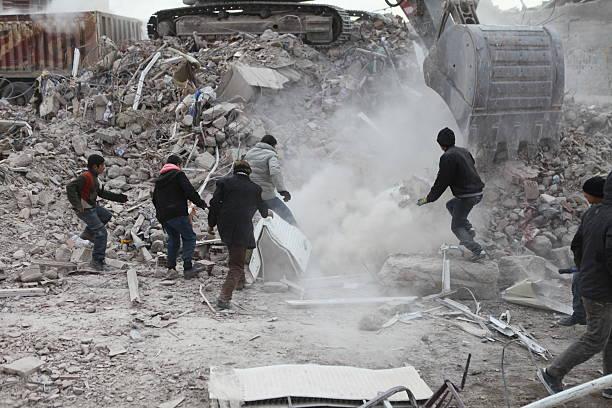 Earthquake in Van, Turkey