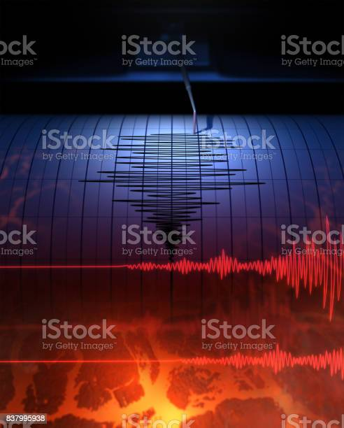 Earthquake Stock Photo - Download Image Now