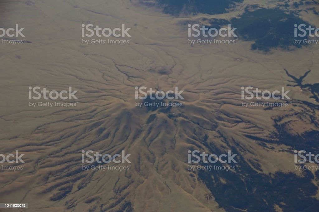 Earths Texture stock photo