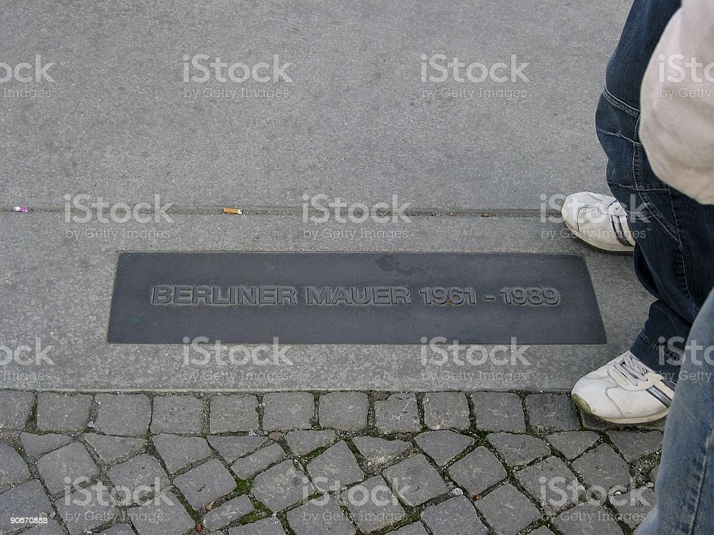 East and West royalty-free stock photo