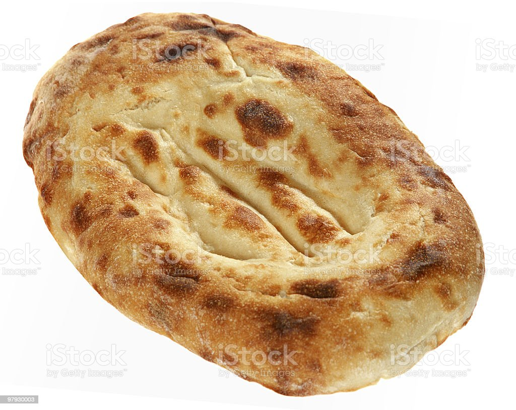 East Bread royalty-free stock photo