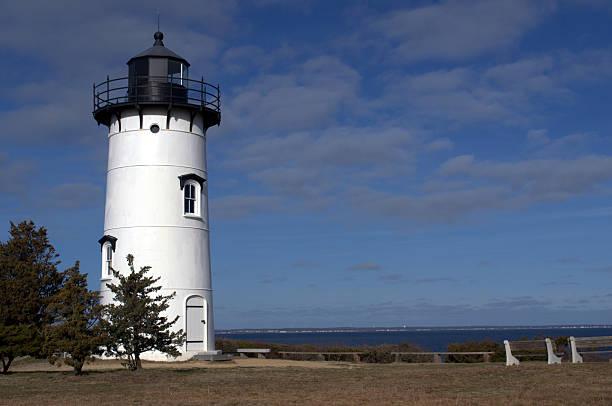 East Chop Lighthouse, Martha's Vineyard – Foto