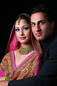 istock East Indian Bride and Groom 172356646