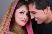 istock East Indian Bride and Groom 172367035