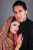 istock East Indian Bride and Groom 172375821