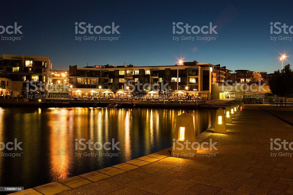 East Perth, Western Australia royalty-free stock photo
