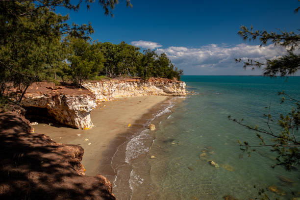 East Point Reserve - Darwin stock photo