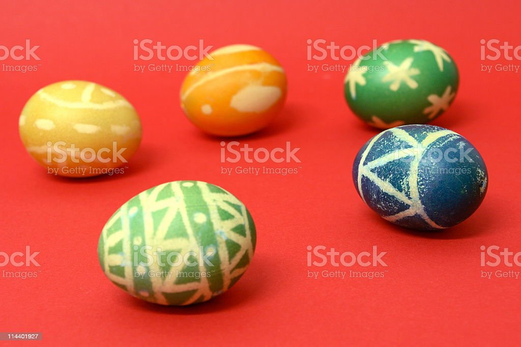 Easter 5 royalty-free stock photo