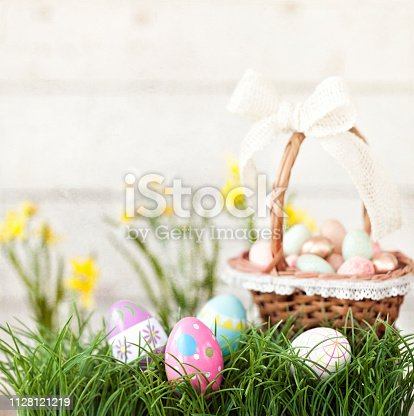 922658520 istock photo Easter Background 1128121219