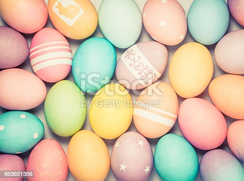 istock Easter Background 653651356