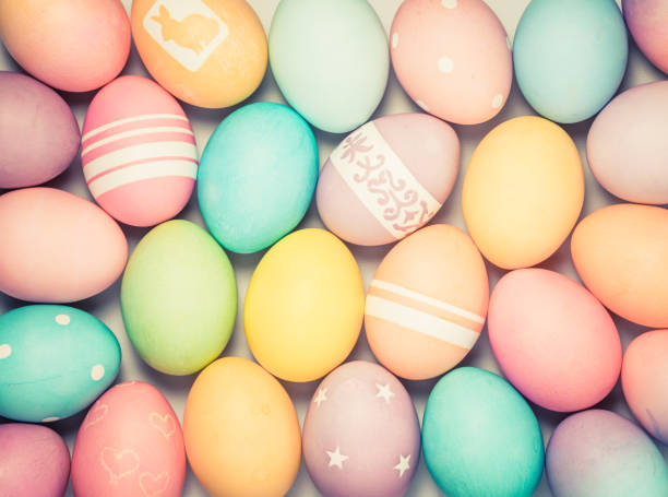 Best Easter Egg Stock Photos, Pictures & Royalty-Free Images - iStock