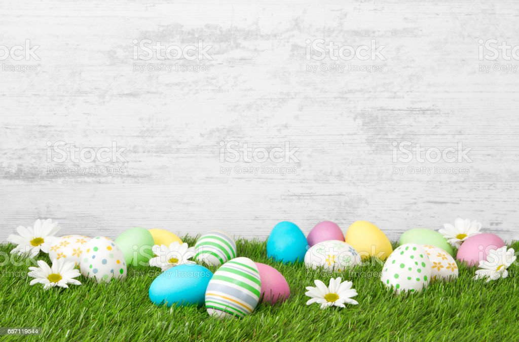 Easter Background Stock Photo & More Pictures Of 2017