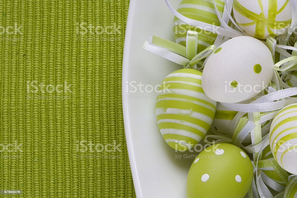 Easter backgrounds royalty-free stock photo