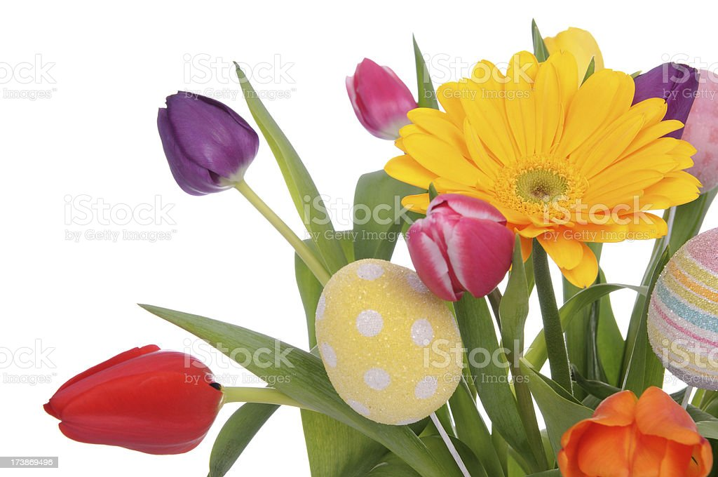 Easter Bouquet (XL) royalty-free stock photo