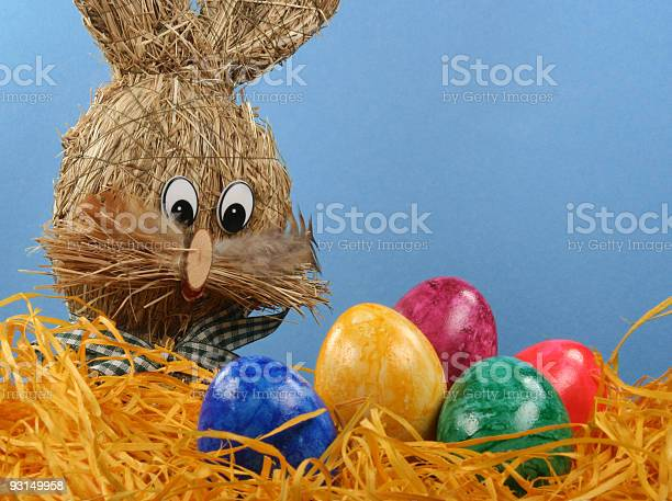 Easter Bunny Stock Photo - Download Image Now
