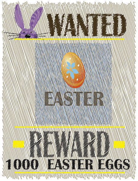 easter bunny wollte (ostern hintergrund mit prämien) - lustiges huhn bilder stock-fotos und bilder