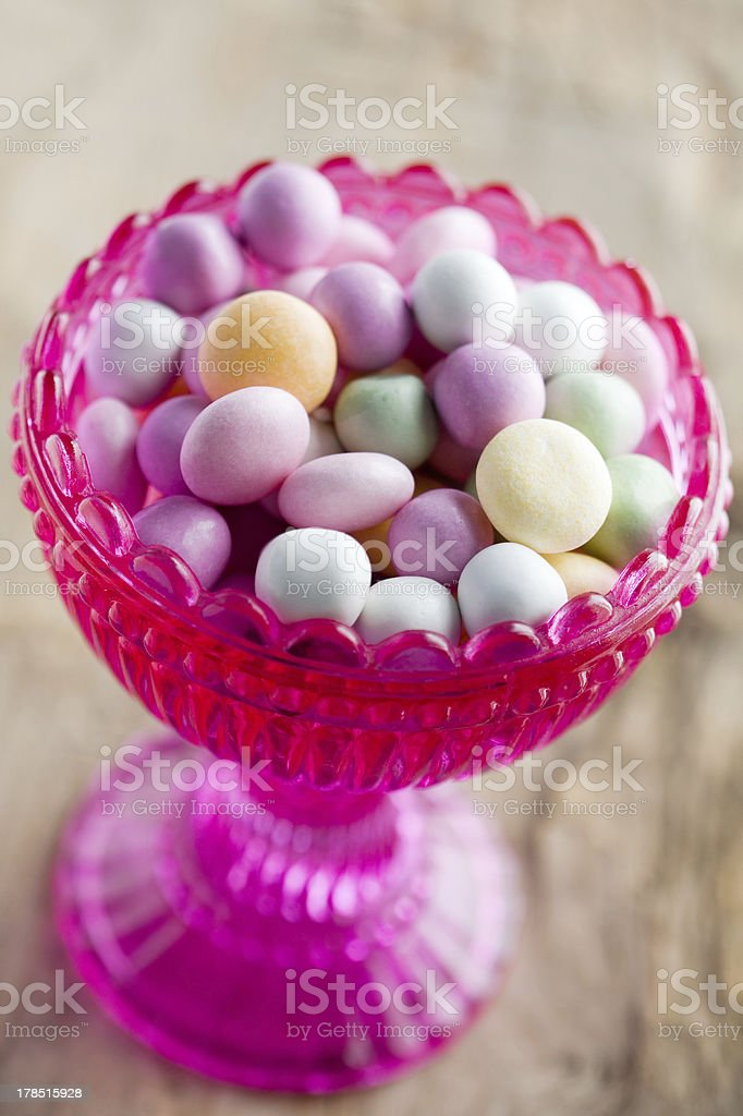 Easter candy royalty-free stock photo
