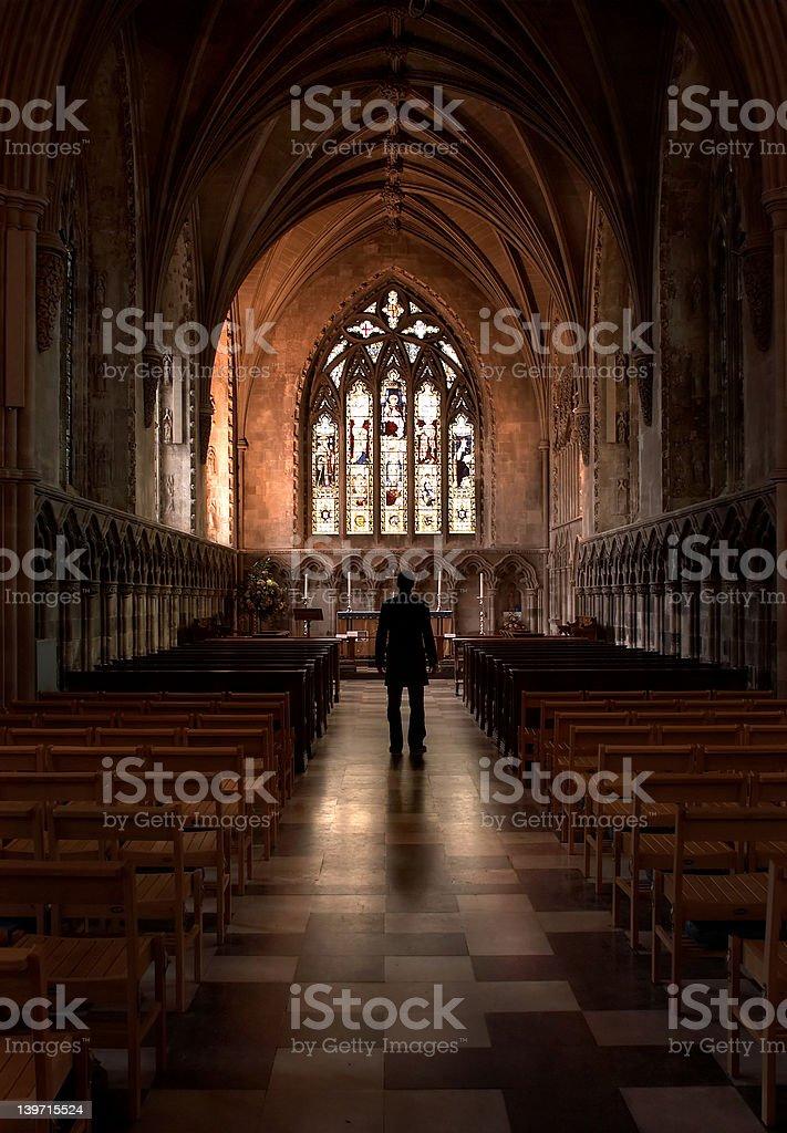 Easter Church 免版稅 stock photo
